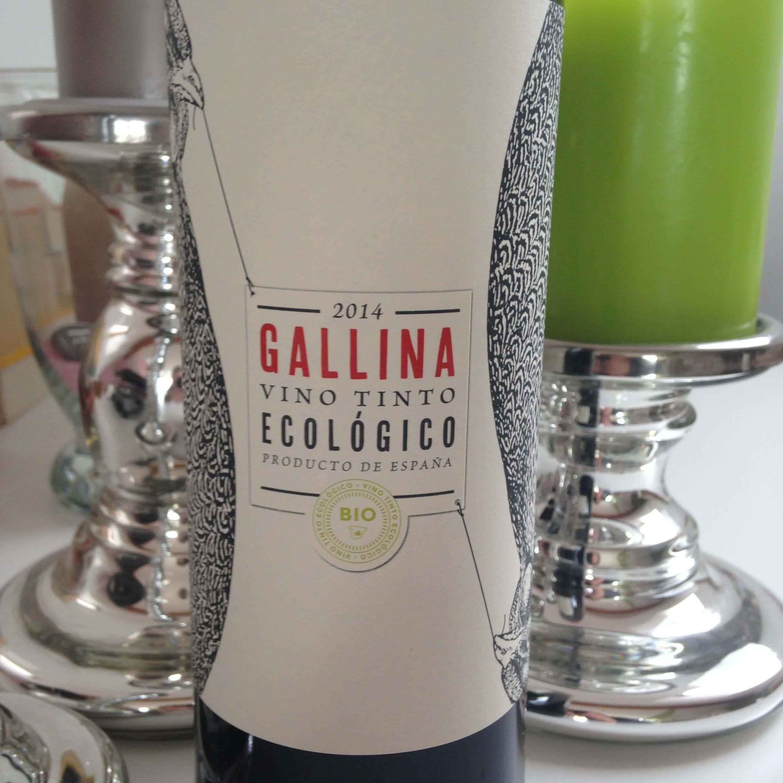 Gallina Tempranillo Ecologico 2014