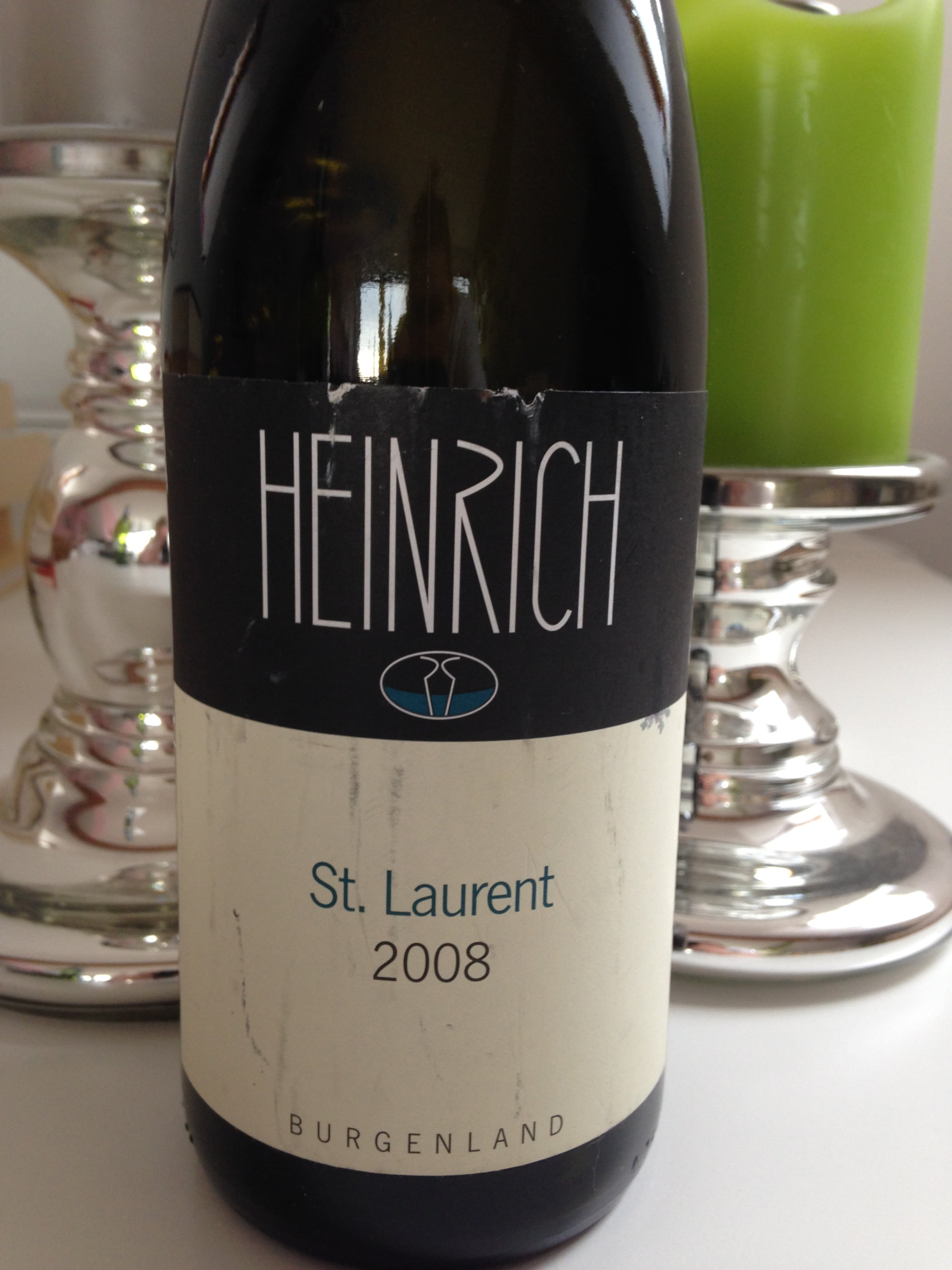 Heinrich St. Laurent 2008