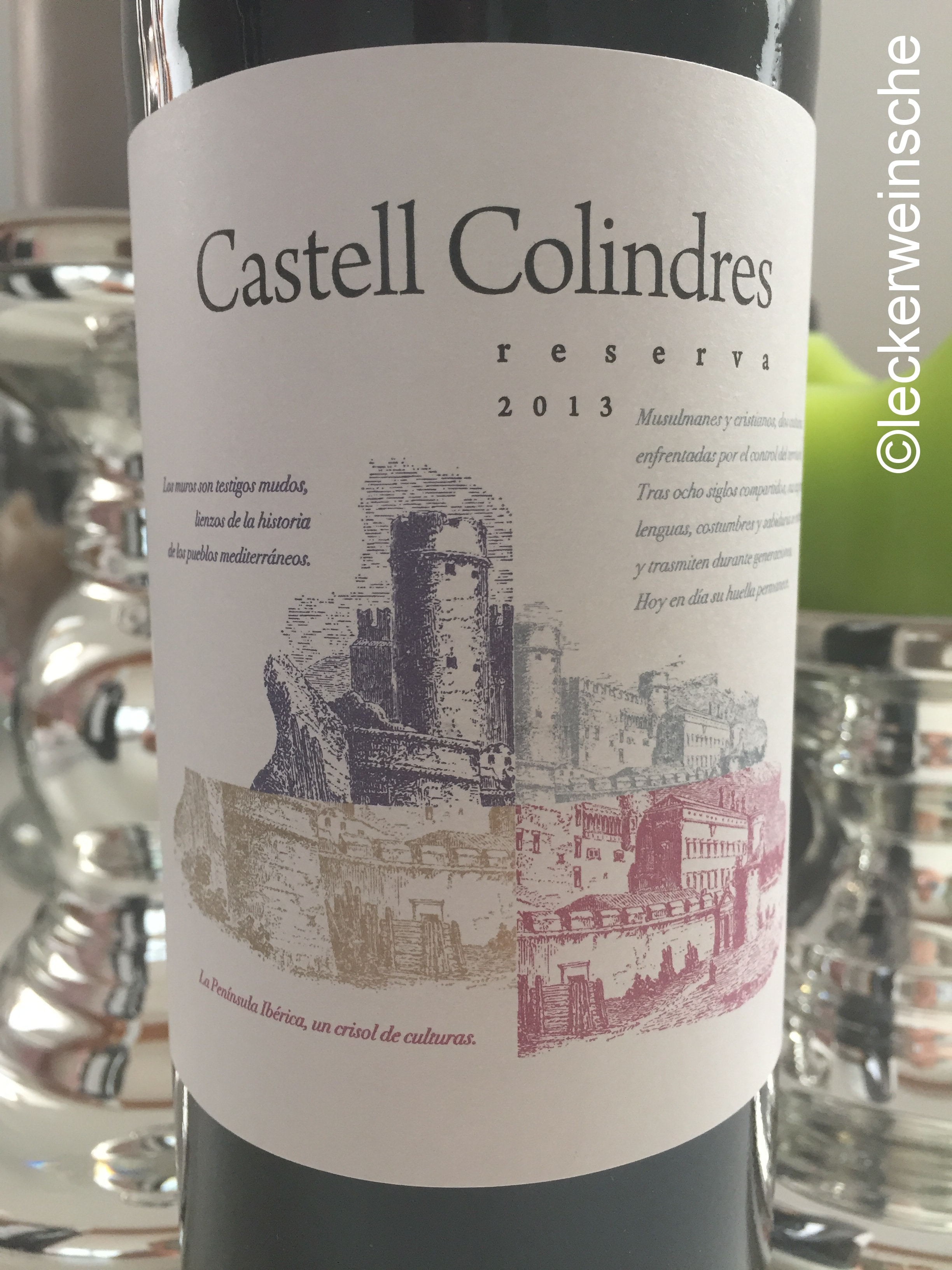 Castell Colindres Reserva