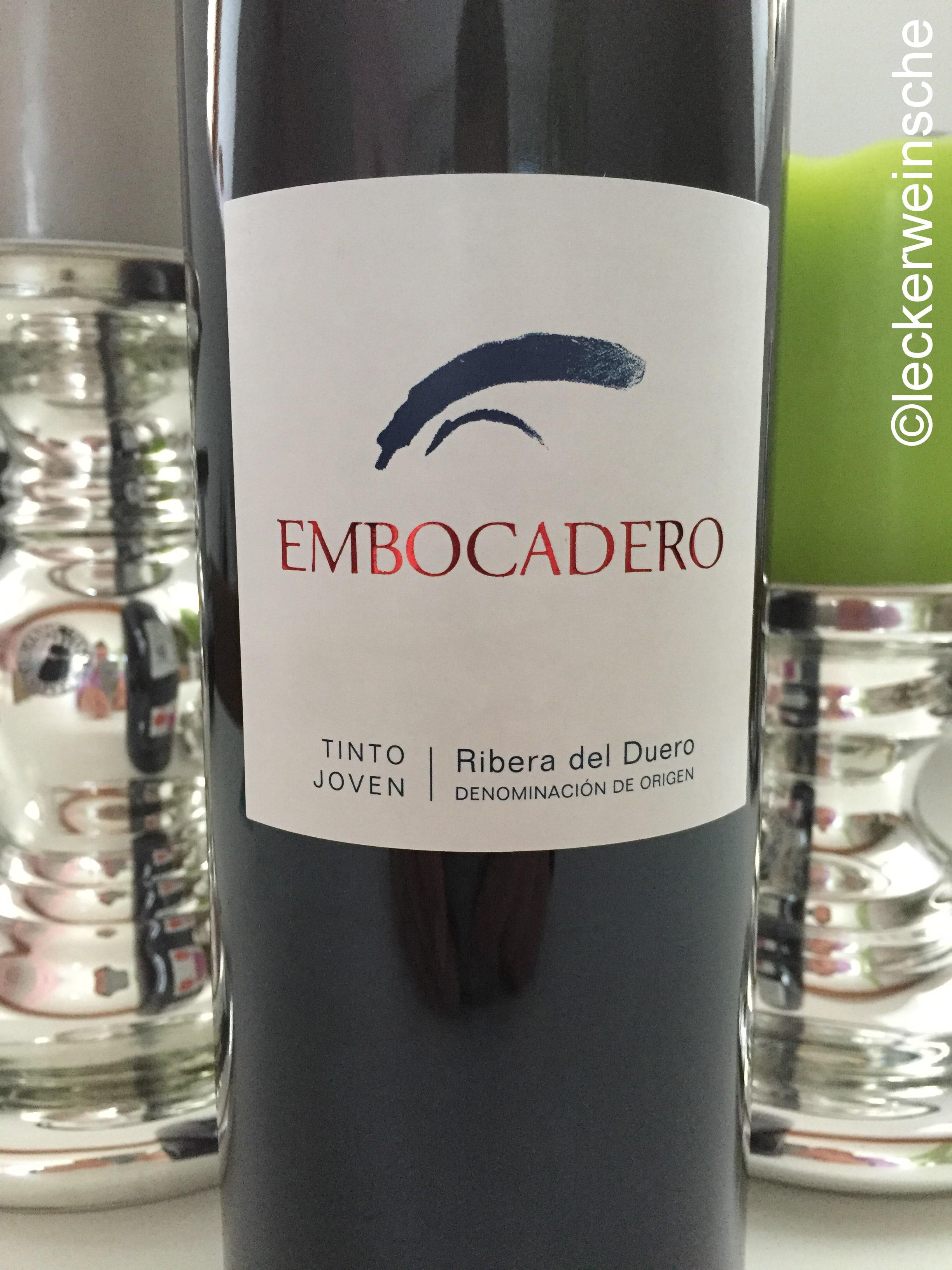 Embocadero Ribera Del Duero Rotwein Spanien