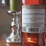 Staatsweingut Bergstraße Spätburgunder Rosé 2016