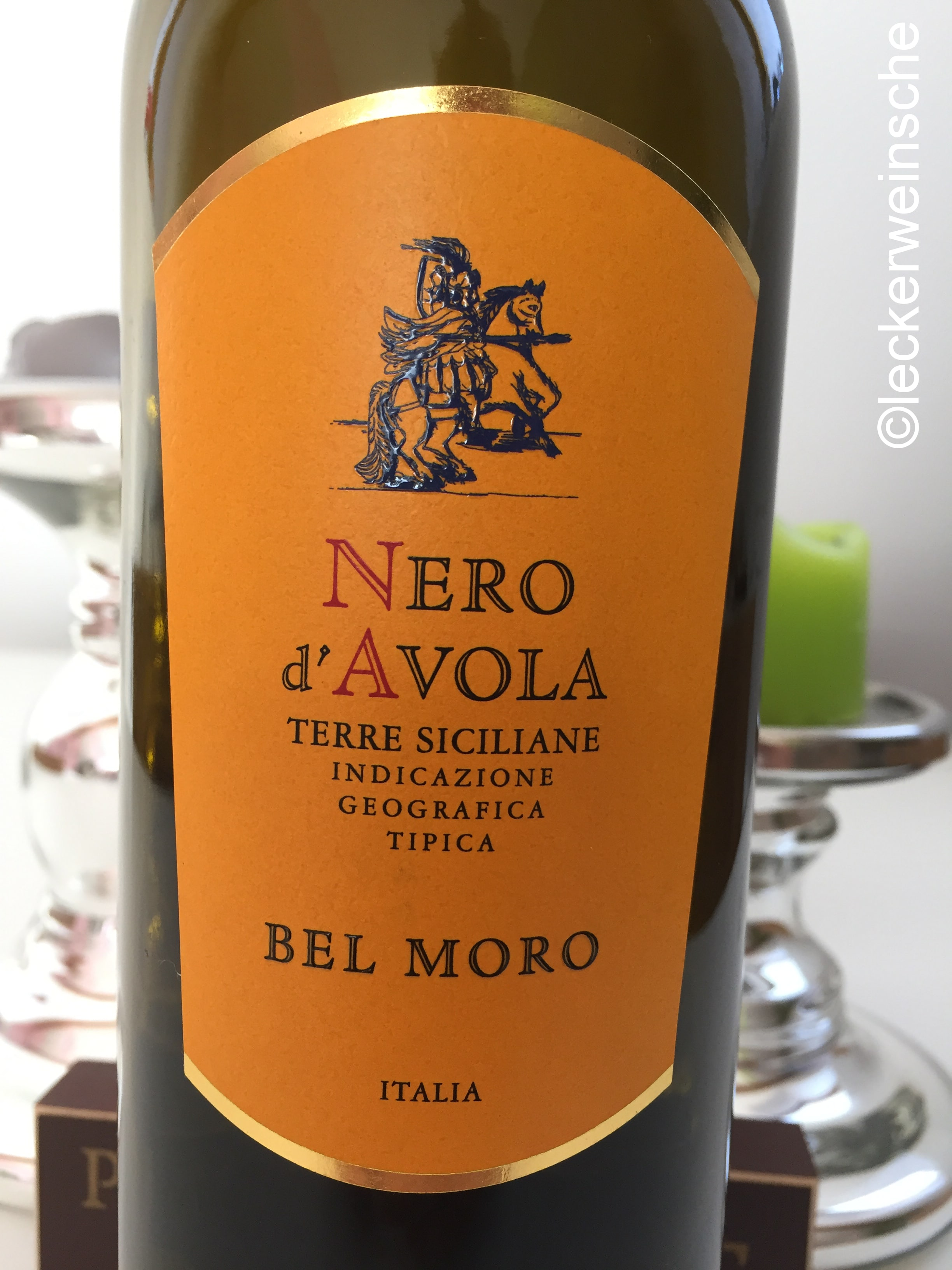 Nero d´Avola Terre Siciliane