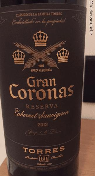 Gran Coronas Reserva