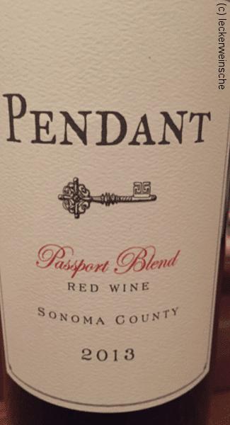 Rotwein Kalifornien