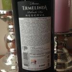 dona ermelinda reserva rotwein portugal weinblog leckerweinsche