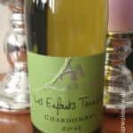 Weinflasche mit dem Wein Les Enfants Terribles Chardonnay 2016