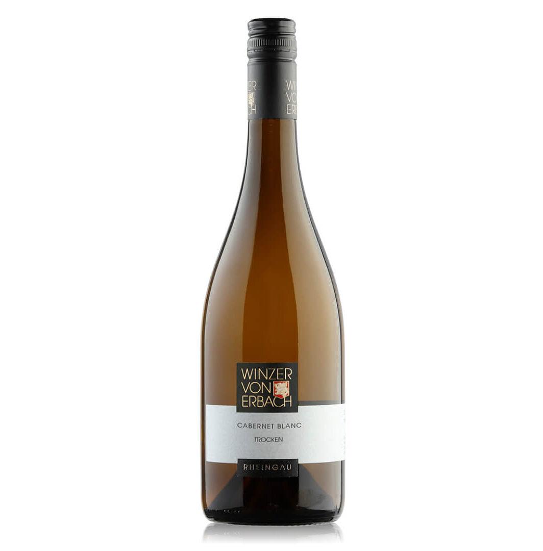 Deutsche Weine, Cabernet Blanc, Rheingau, Winzer von Erbach