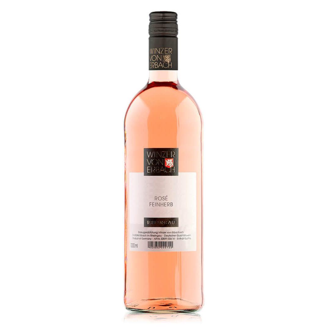 Deutsche Weine, Rosé, Rheingau, Winzer von Erbach