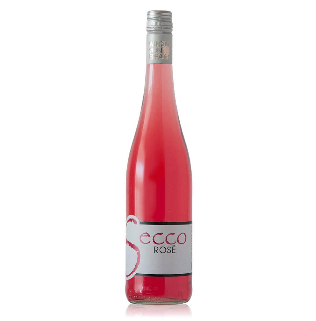 Deutsche Weine, Secco, Rosé, Winzer von Erbach