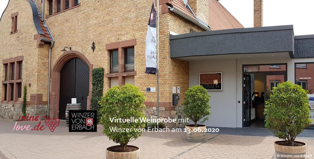 Deutsche Weine, Winzergenossenschaft Winzer von Erbach eG, Weinevent