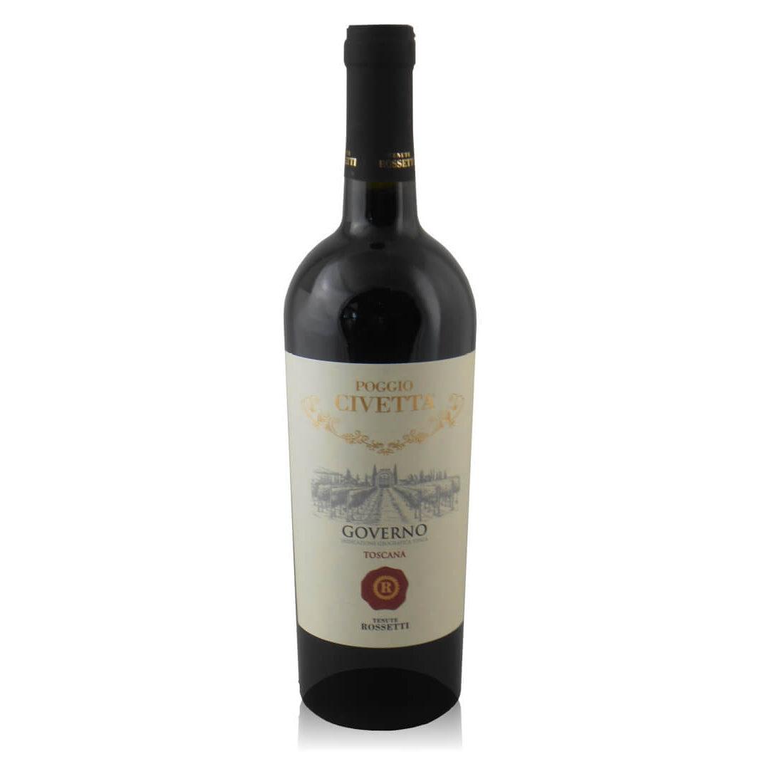 Italienische Weine, Cresceri