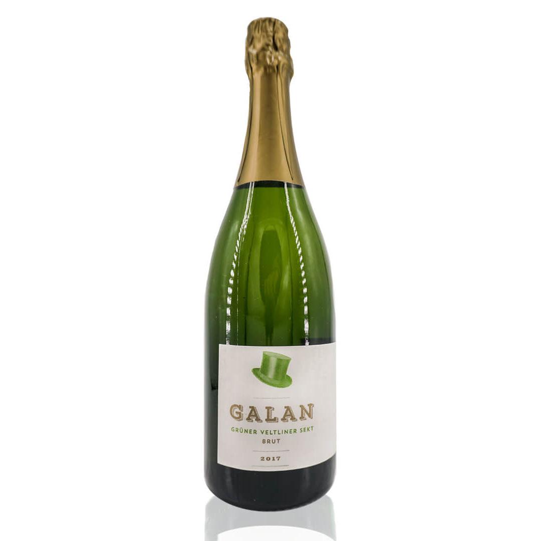 Grüner Veltliner Sparkling Wine Galan