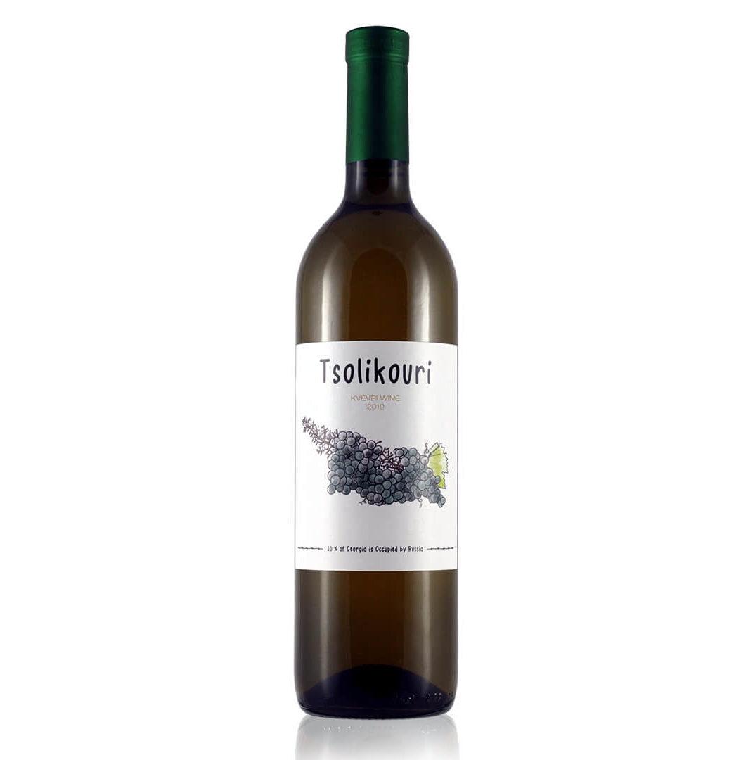 Oda Family Wine Tsolikouri
