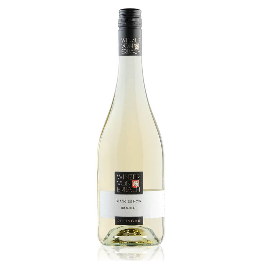 2020 Blanc de Noir Qualitätswein - Winzergenossenschaft Winzer von Erbach eG - Rheingau, Deutschland