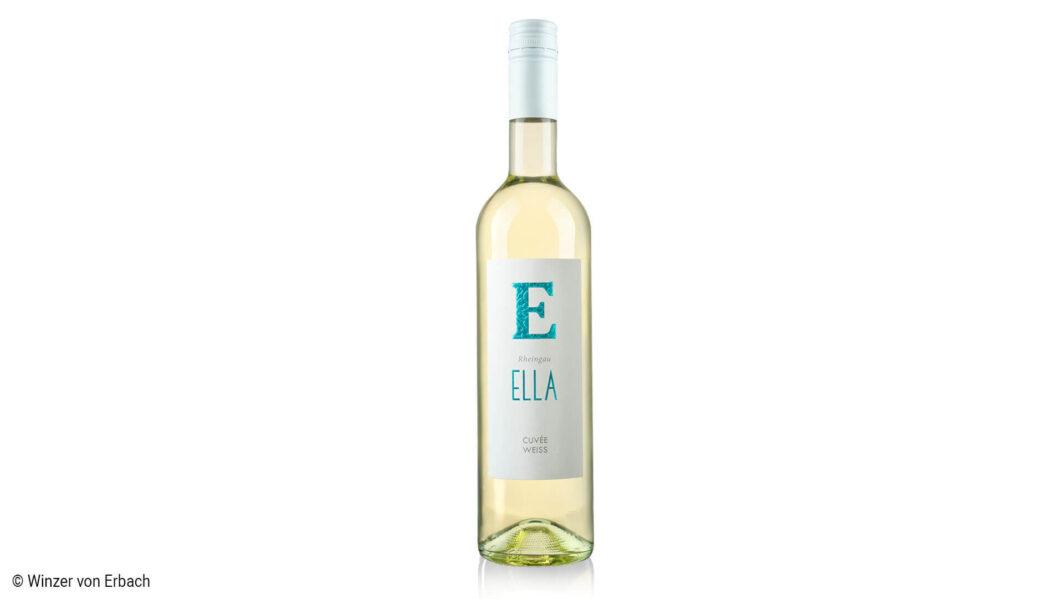 2020 ELLA Qualitätswein - Winzergenossenschaft Winzer von Erbach eG - Rheingau, Deutschland