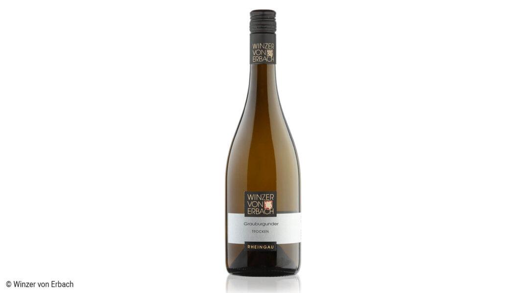 2020 Grauburgunder Qualitätswein - Winzergenossenschaft Winzer von Erbach eG - Rheingau, Deutschland