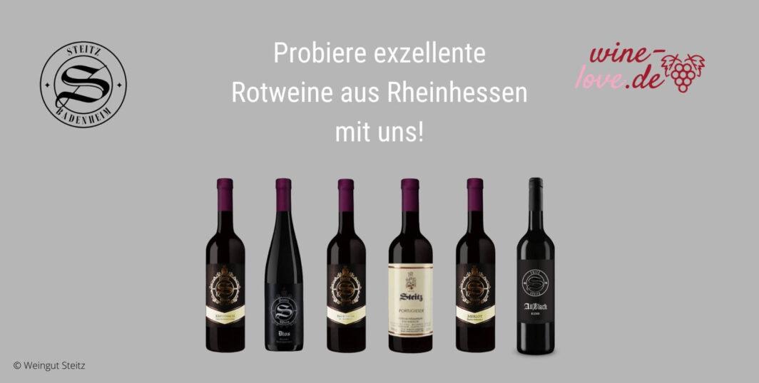 Rotweine aus Rheinhessen